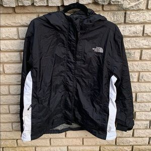 Women's North Face rain coat